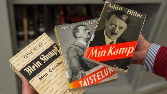 """Il sindaco trentino che copia Hitler e senza saperlo cita il """"Mein Kampf"""""""