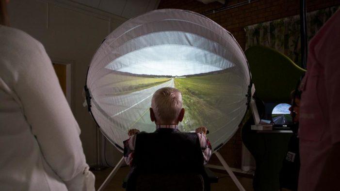 I malati di Alzheimer pedalano nei ricordi con Google Street View