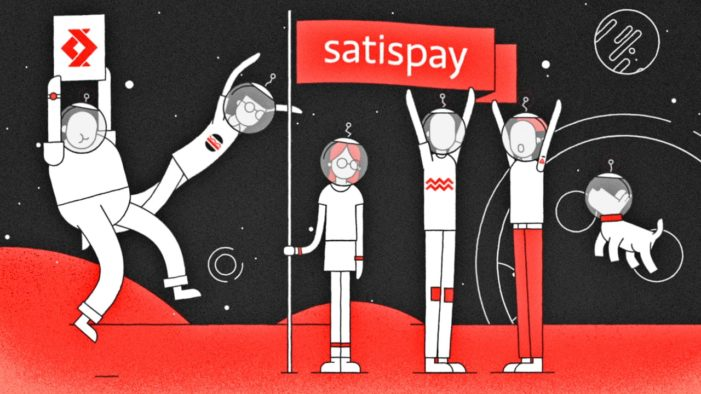 Satispay è fra le 100 aziende fintech più importanti al mondo