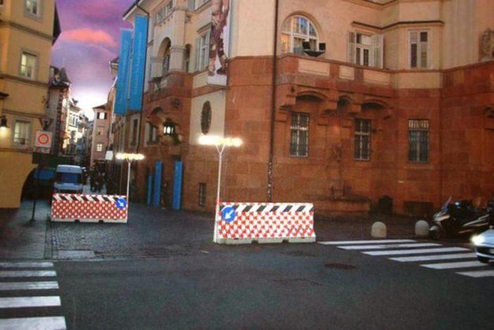 Barriere d'artista e fioriere, il Natale nelle città ai tempi del terrorismo