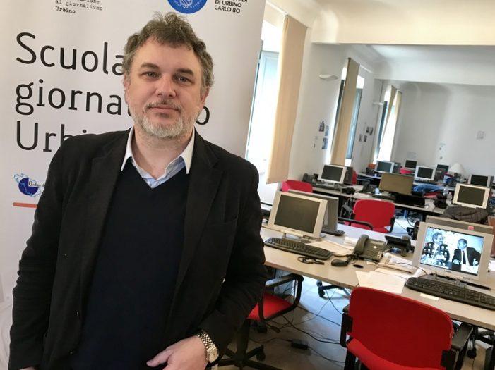 Lirio Abbate racconta il giornalismo d'inchiesta: fiuto e preparazione