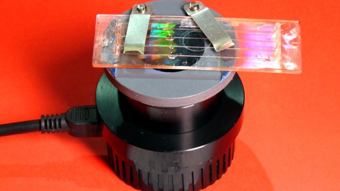 Con un rivoluzionario microscopio portatile la diagnosi delle malattie si farà a casa