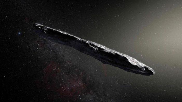 """Avvistato il primo """"asteroide interstellare"""", un intruso nel nostro sistema solare"""
