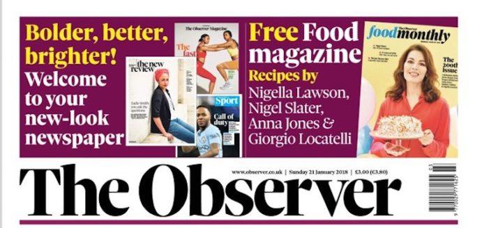 Dall'Isia alle edicole inglesi, nasce a Urbino il nuovo carattere dell'Observer