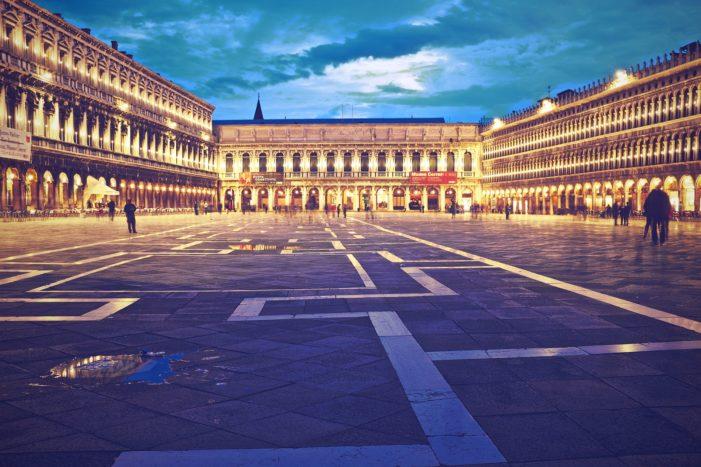 Volevano occupare piazza San Marco, rinviati a giudizio